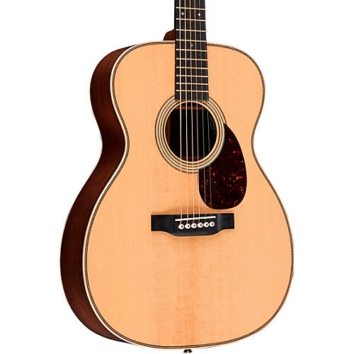 Martin OM-28E Modern Deluxe Orchestra Acoustic-Electric Guitar