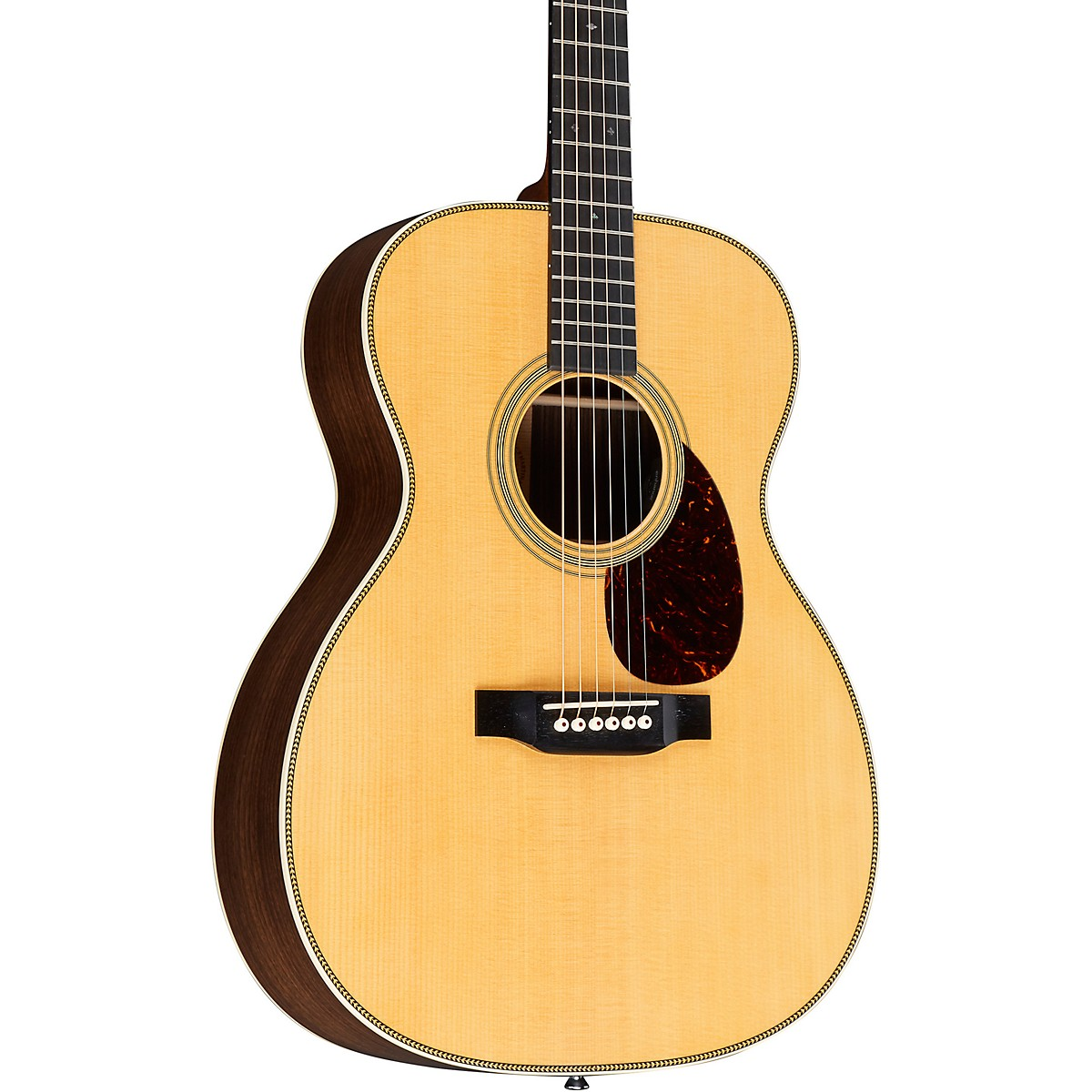 Martin OM-28E Standard Orchestra Model Acoustic-Electric Guitar