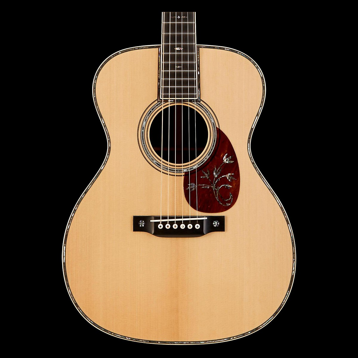Martin OM-45 Deluxe Authentic 1930 VTS Brazilian Rosewood Acoustic Guitar