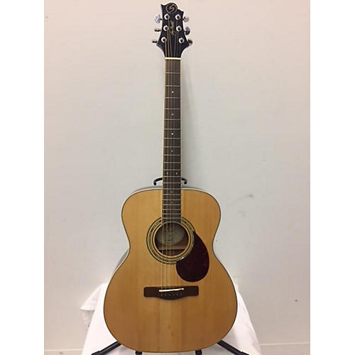 Greg Bennett Design by Samick OM-5 Acoustic Guitar