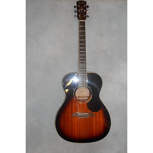 Alvarez OM Folk AE Acoustic Guitar