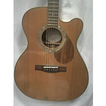 Greg Bennett Design by Samick OM-i5CE Acoustic Guitar