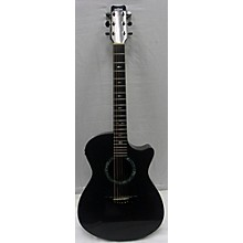 RainSong OM1000N2 Acoustic Electric Guitar