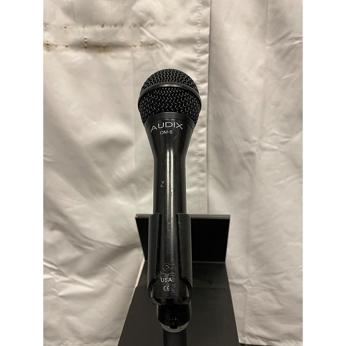 Audix OM6 Dynamic Microphone