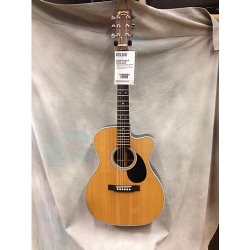 Martin OMC-28E Acoustic Electric Guitar