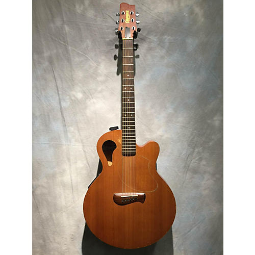 Olympia By Tacoma OMC-ICE Acoustic Electric Guitar