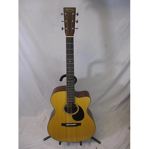 Martin OMC18E Acoustic Electric Guitar
