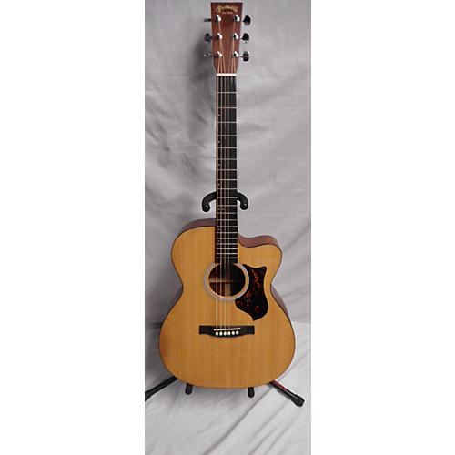 Used Martin Omcpa Acoustic Electric Guitar Natural
