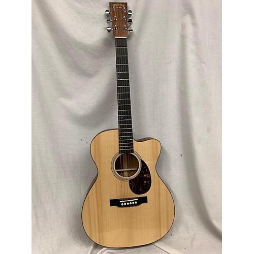 used martin omcpa4 acoustic electric guitar natural guitar center. Black Bedroom Furniture Sets. Home Design Ideas