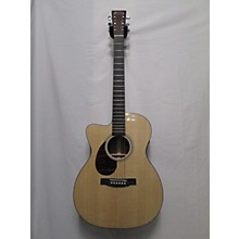 Martin OMCPA4 Left Handed Acoustic Electric Guitar