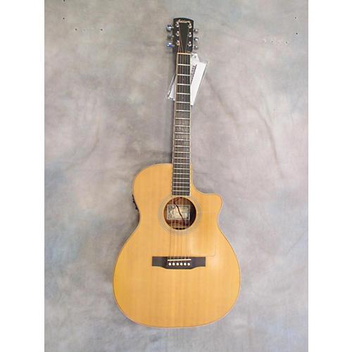 Larrivee OMV-03K Acoustic Electric Guitar