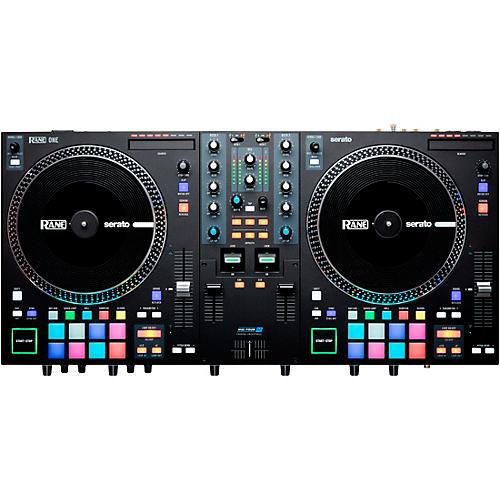 RANE ONE Professional Motorized DJ Controller for Serato DJ Pro