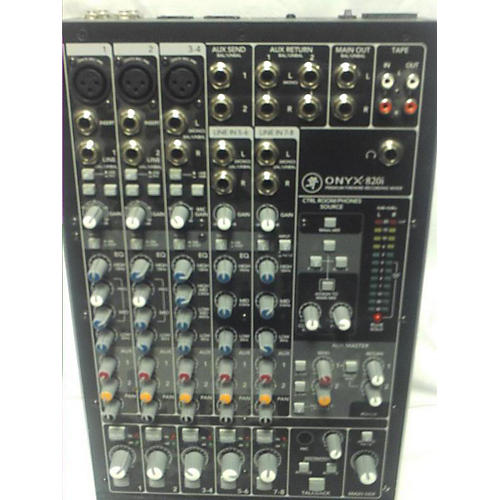 Mackie ONYX820I Unpowered Mixer