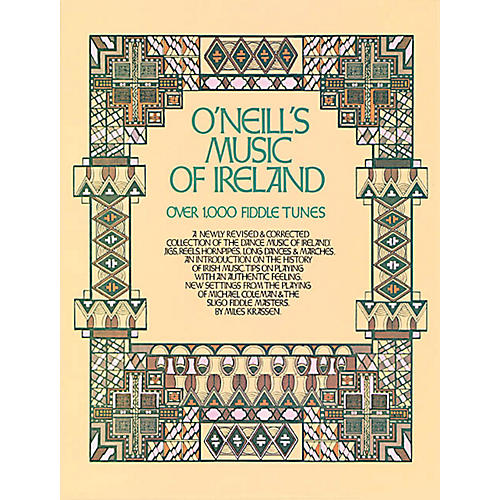 Music Sales O'Neill's Music of Ireland (Over 1,000 Fiddle Tunes) Music Sales America Series