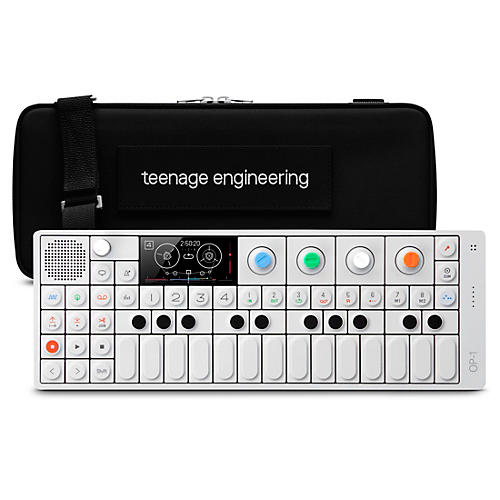 Teenage Engineering OP-1 Portable Synthesizer and Protective Soft Case
