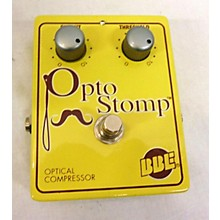 BBE OPTOSTOMP Effect Pedal