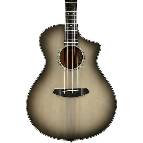 Breedlove ORCN25CEMYMY Oregon Concert Acoustic-Electric Guitar