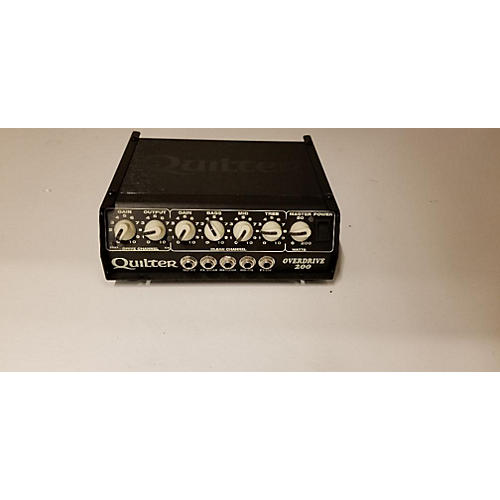 Quilter Labs OVERDRIVE 200 Solid State Guitar Amp Head