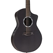 OX ELE Carbon Fiber Acoustic Guitar Metallic Charcoal