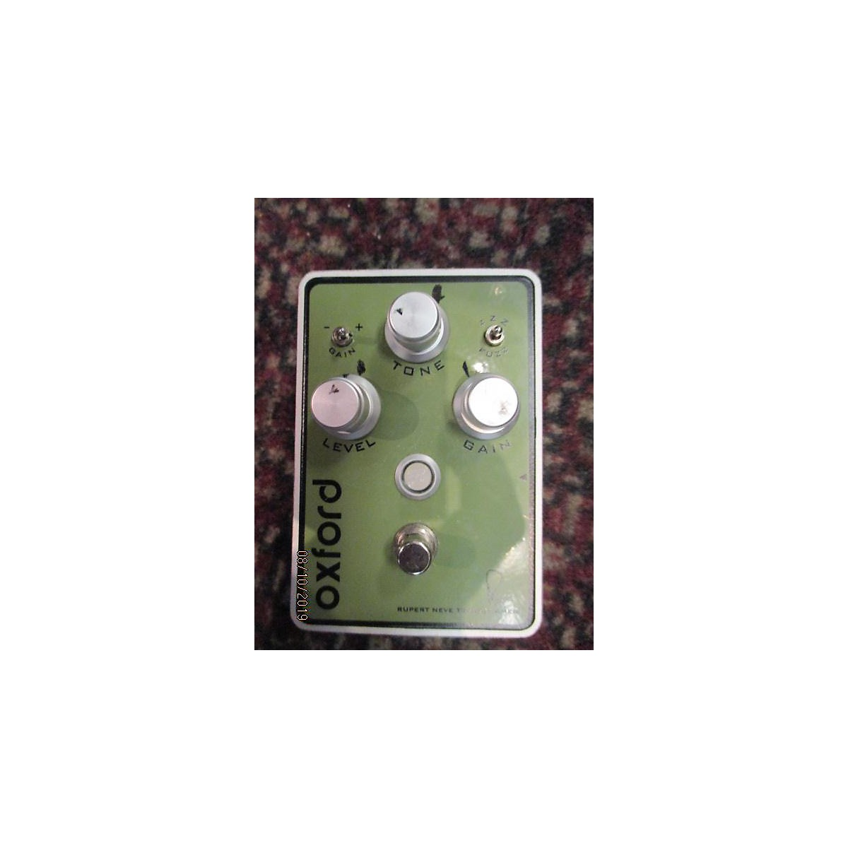 Bogner OXFORD Effect Pedal