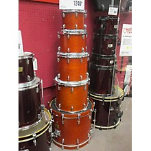 Yamaha Oak Custom Drum Kit