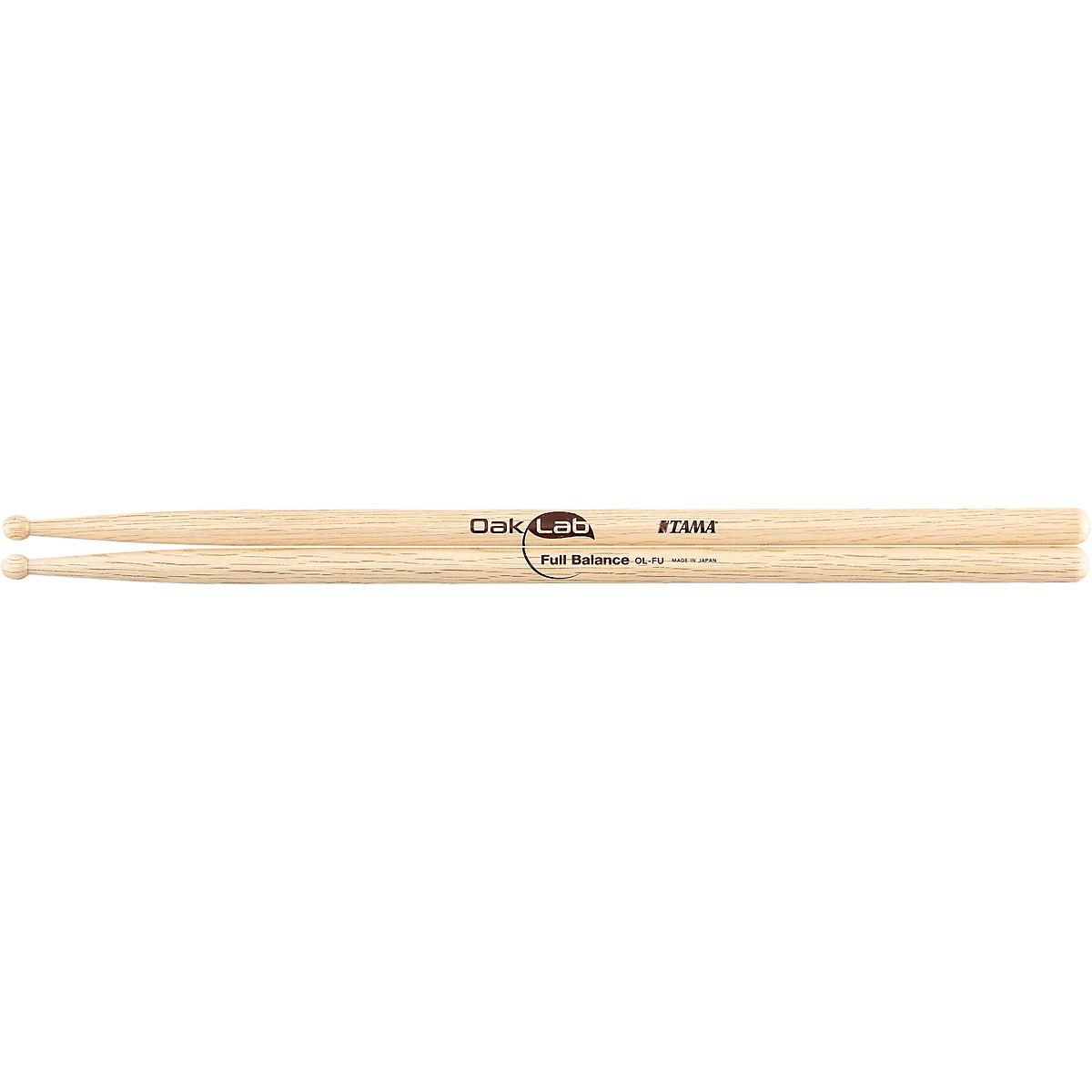 TAMA Oak Lab Series Full Balance Drum Sticks