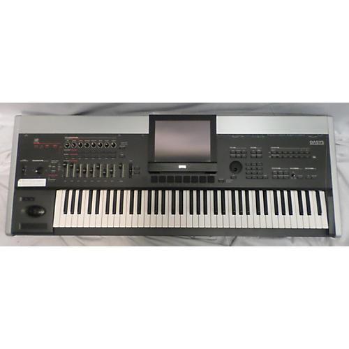 used korg oasys 76 key keyboard workstation guitar center. Black Bedroom Furniture Sets. Home Design Ideas