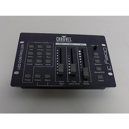 CHAUVET Professional Obey 3 Lighting Controller