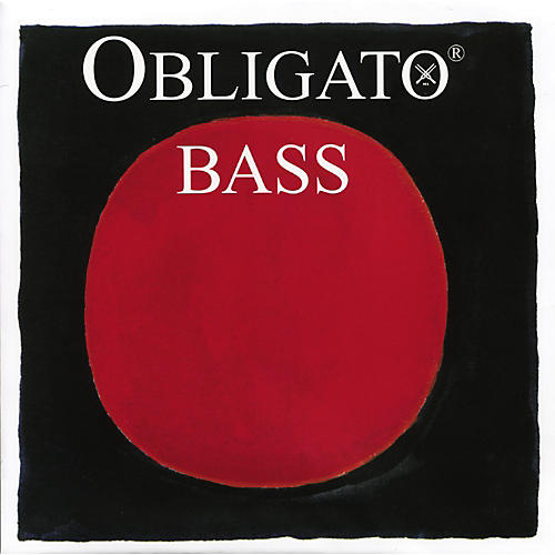 Pirastro Obligato Solo Series Double Bass E String