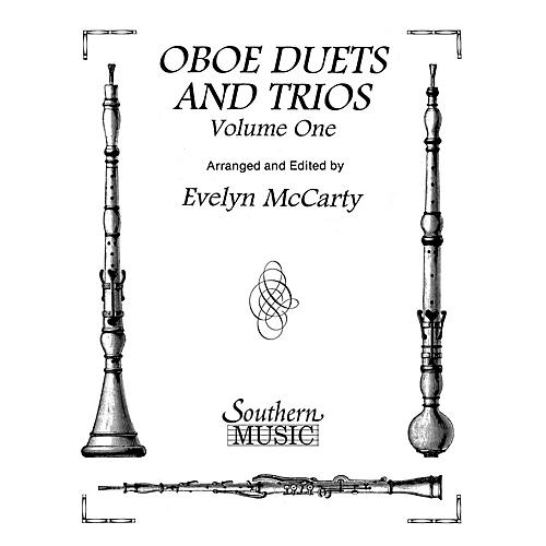 Southern Oboe Duets and Trios, Volume 1 (Oboe Duet) Southern Music Series Arranged by Evelyn McCarty