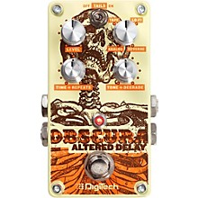 DigiTech Obscura Altered Delay Guitar Effects Pedal Level 1