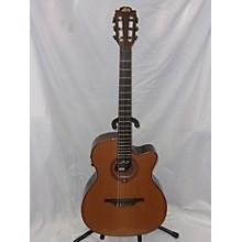 Lag Guitars Oc114ace Acoustic Electric Guitar