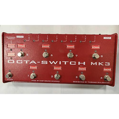 Carl Martin Octa Switch Mk3 Pedal