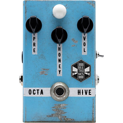beetronics fx octahive octave fuzz effects pedal guitar center. Black Bedroom Furniture Sets. Home Design Ideas