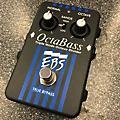 EBS Octabass Triple Mode Bass Octave Divider Bass Effect Pedal thumbnail