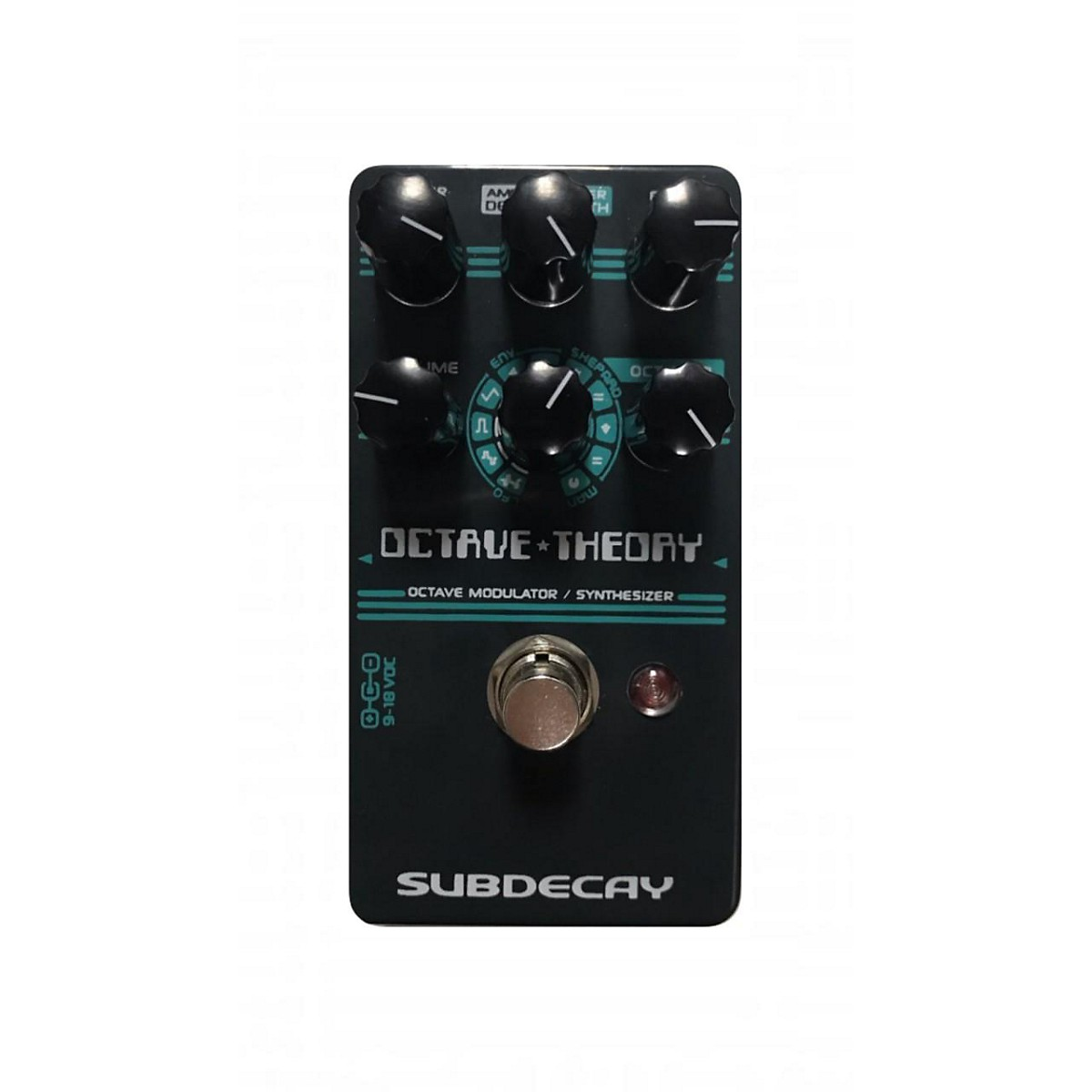Subdecay Octave Theory Effect Pedal
