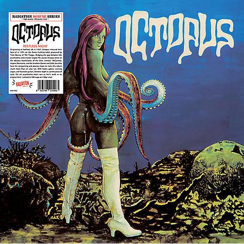 Alliance Octopus - Restless Night