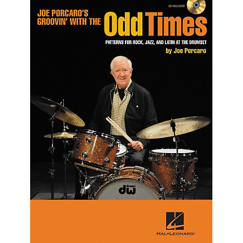 Hal Leonard Odd Times - Patterns For Rock Jazz & Latin At The Drumset Bk/CD