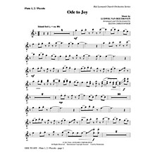 PraiseSong Ode to Joy Orchestra arranged by Keith Christopher