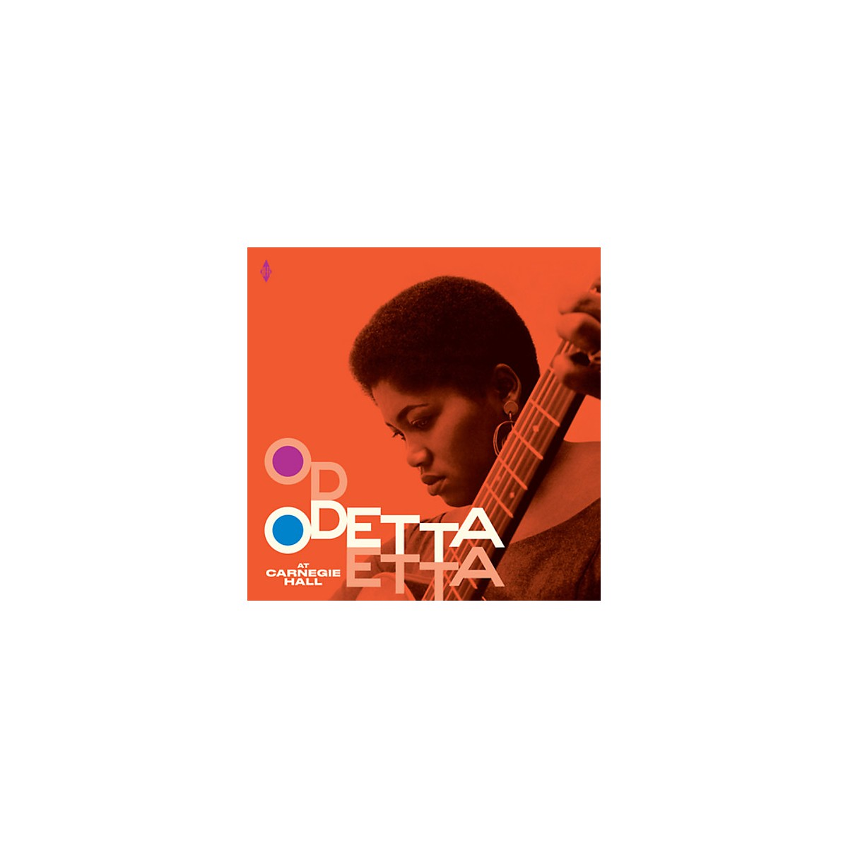 Alliance Odetta - At Carnegie Hall + 2 Bonus Tracks