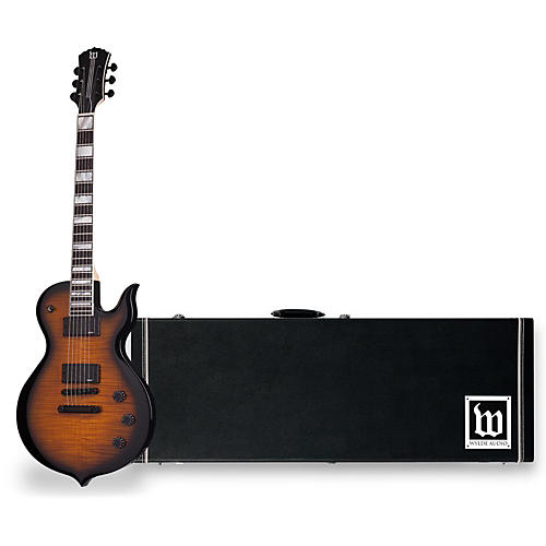 Wylde Audio Odin Electric Guitar with Wylde Audio Hardshell Wood Case