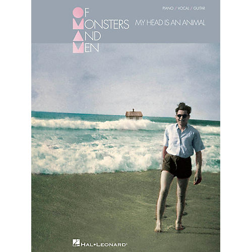 Hal Leonard Of Monsters And Men - My Head Is An Animal for Piano/Vocal/Guitar