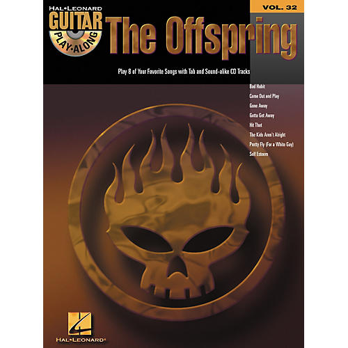 Hal Leonard Offspring Guitar Play-Along Vol. 32 Book/CD Set