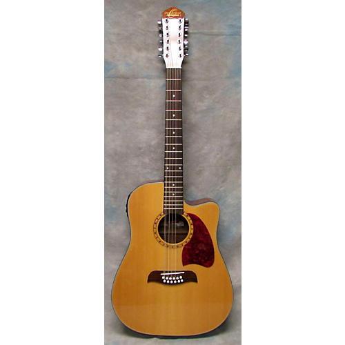Oscar Schmidt Og312ces 12 String Acoustic Electric Guitar