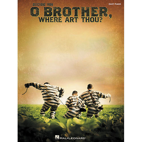 Hal Leonard Oh Brother, Where Art Thou? For Easy Piano