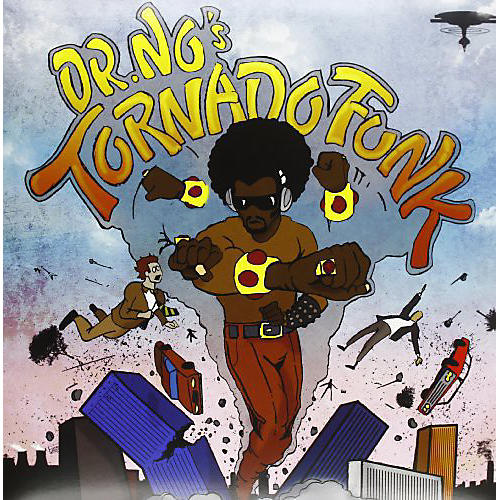 Alliance Oh No - Dr No's Kali Tornado Funk