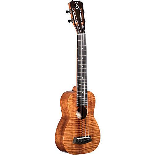 Kanile'a Ukulele Oha Concert Acoustic-Electric Ukulele
