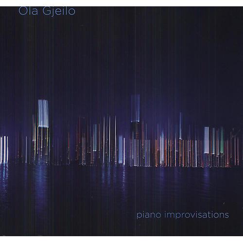 Alliance Ola Gjeilo - Piano Improvisations