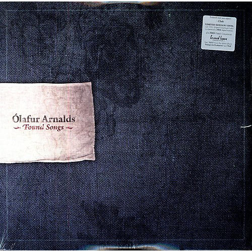 Alliance Olafur Arnalds - Found Songs