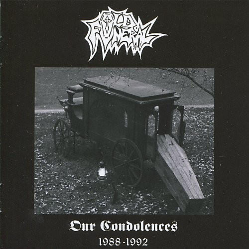 Alliance Old Funeral - Our Condolences